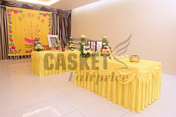 Funeral Services Singapore - Buddhist Funeral Services Parlour - Buddhist Funeral Package