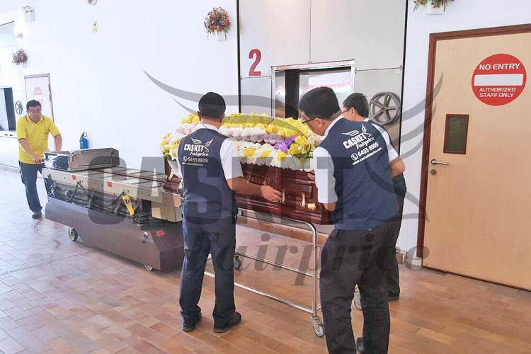 Buddhist Funeral