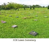 Choa Chu Kang Lawn Cemetery