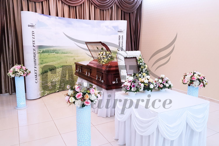 Freethinker funeral held at parlour