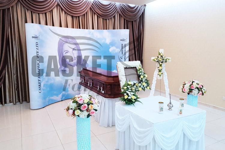 Roman Catholic Funeral Parlour