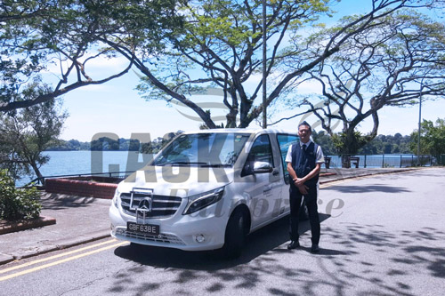 Funeral Service - Singapore Funeral Services - Funeral Director - Undertaker - Mercedes Hearse
