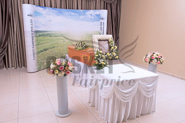 Funeral Services Singapore - Freethinker Funeral Service - Freethinker Funeral Package - Parlour