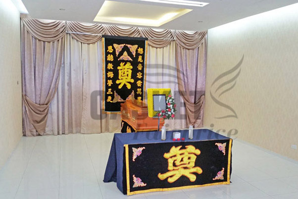 Funeral Services Singapore - Taoist Funeral Service - Taoist Funeral Package - Parlour