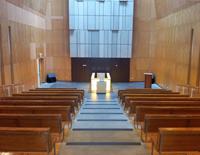Mandai Crematorium Service Hall