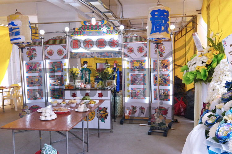 Funeral Services Singapore - Taoist Funeral Service 1