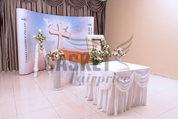 Christian Funeral Service Singapore